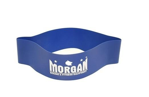 Morgan Resistance Band Loops-0.88mm thick (Blue)-MO REPS® Fitness Store