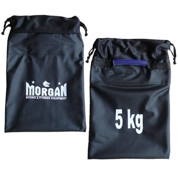 Morgan Sand Bag Pockets 5kg (Pair)-MO REPS® Fitness Store