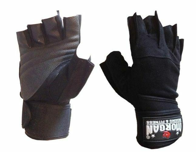 Morgan Shark Weightlifting Gloves-MO REPS® Fitness Store