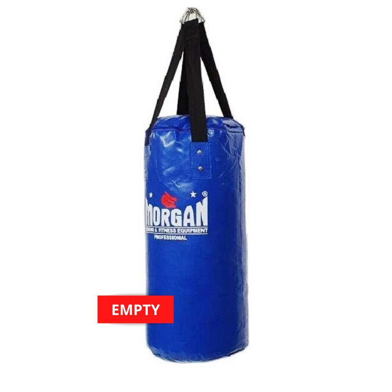 Morgan Small Nugget Punch Bag-EMPTY-BLUE-MO REPS® Fitness Store