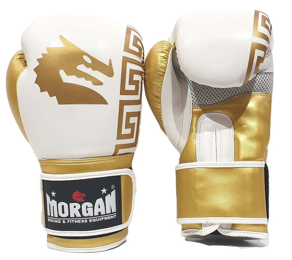 Morgan Sparta Boxing Gloves (12oz 16oz)-12oz-MO REPS® Fitness Store