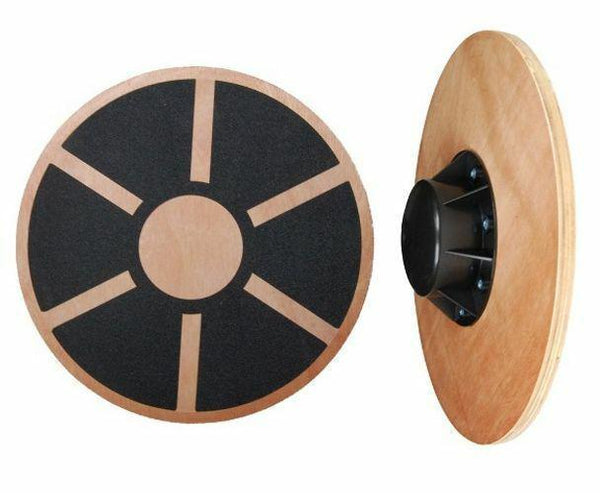 Morgan Timber Balance Board-MO REPS® Fitness Store