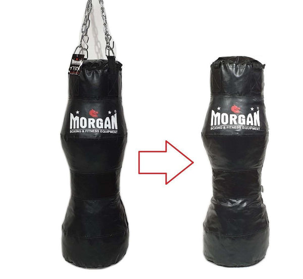 Morgan Torso Shape 2-In-1 MMA Bag-MO REPS® Fitness Store