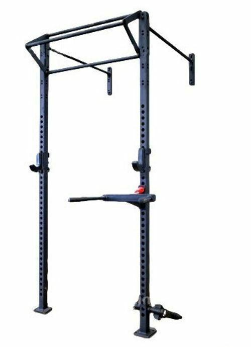 Morgan V2 6 In 1 Wall And Free Standing Rack-MO REPS® Fitness Store