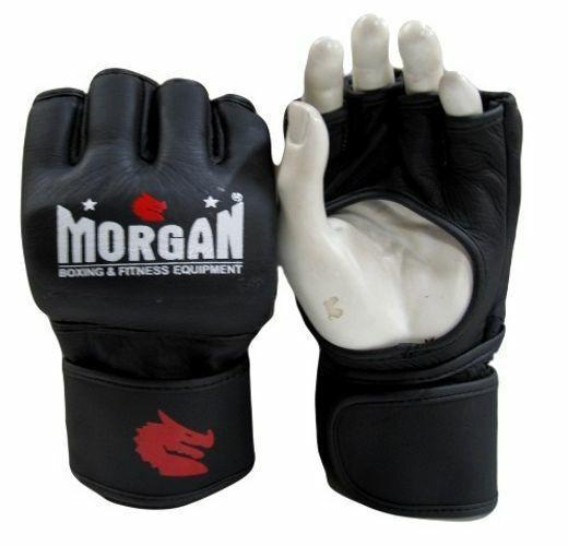 Morgan V2 Elite Leather MMA Gloves-SMALL-MO REPS® Fitness Store