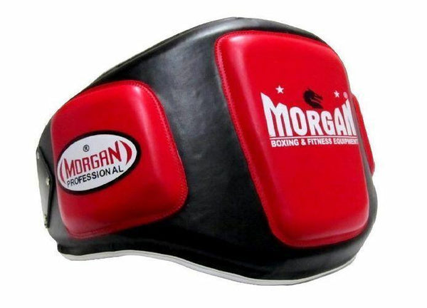 Morgan V2 Professional Jumbo Belly Pad-Red-MO REPS® Fitness Store