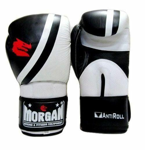 Morgan V2 Professional Leather Boxing Gloves-MO REPS® Fitness Store