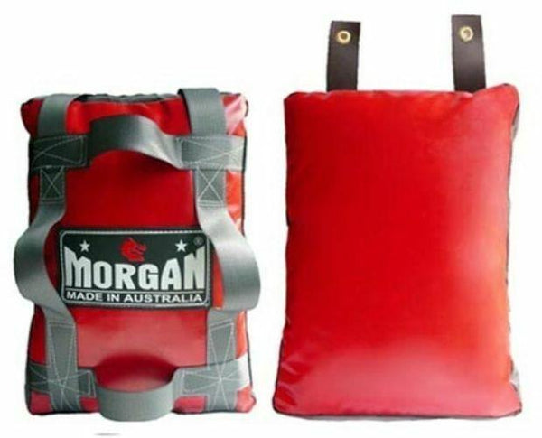 Morgan Wall & Hand-held Pillow Bag-10kg-MO REPS® Fitness Store