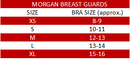 Morgan Women's High Impact Guard Sports Bra-MO REPS® Fitness Store