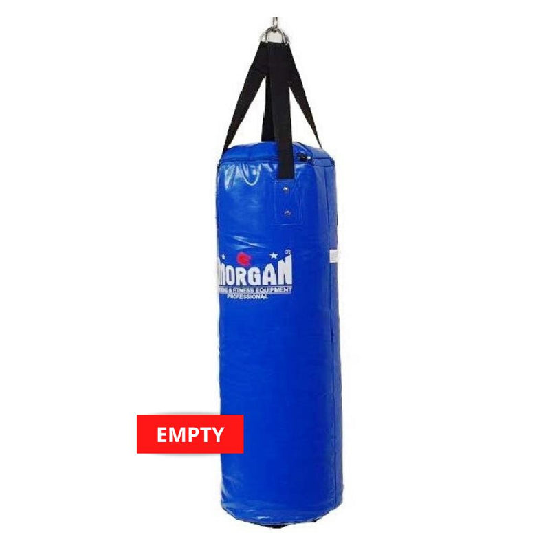 Morgan X-Large Nugget Punch Bag-Empty-Blue-MO REPS® Fitness Store