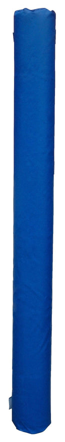 Netball Cylindrical Goal Post Guard-Blue-MO REPS® Fitness Store