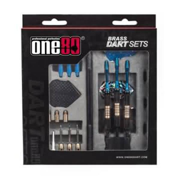 ONE80 Brass Dart Set-MO REPS® Fitness Store