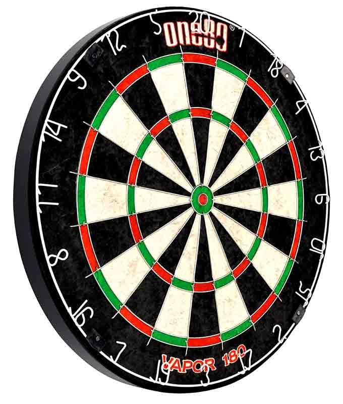 ONE80 Dart Board Vapour 180-MO REPS® Fitness Store