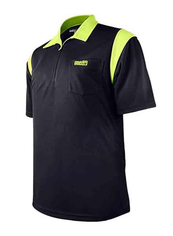 ONE80 Dart Polo Shirt-GreenBlack-XXL-MO REPS® Fitness Store