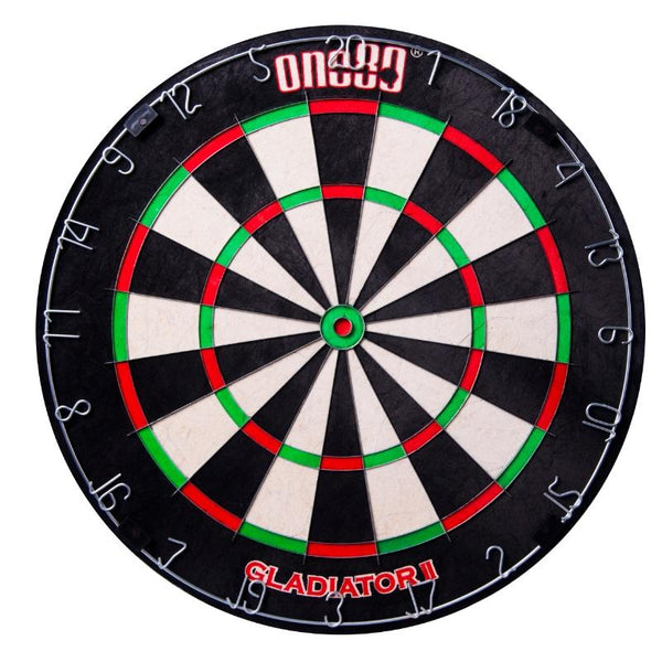ONE80 Dartboard Gladiator II-MO REPS® Fitness Store