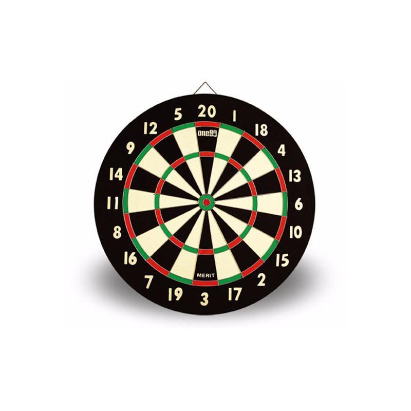ONE80 Dartboard Merit 6 Darts Included-MO REPS® Fitness Store