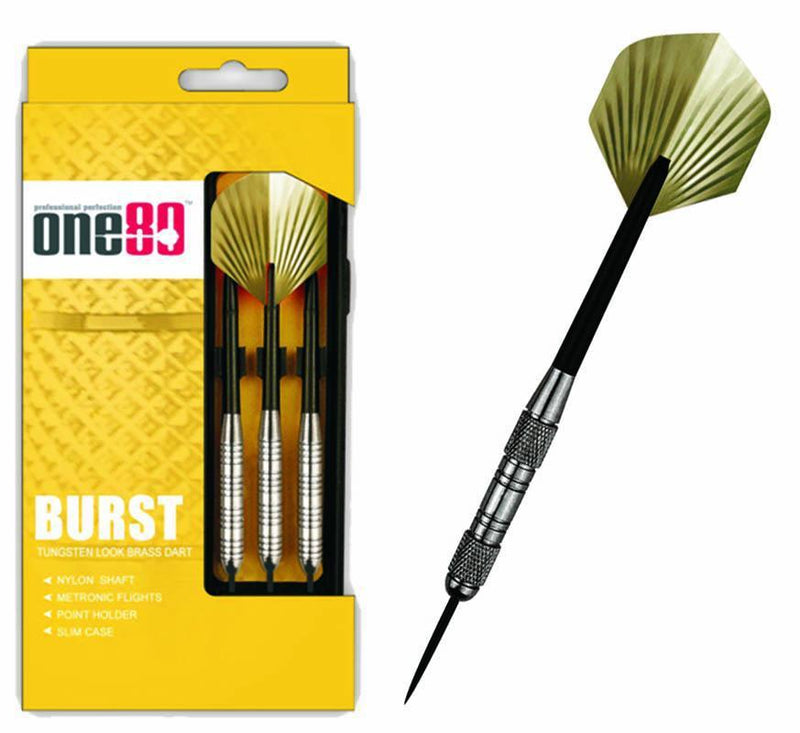 ONE80 Darts Burst (Set Of 3)-MO REPS® Fitness Store