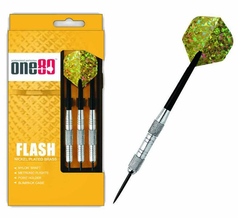 ONE80 Darts Flash (Set Of 3)-MO REPS® Fitness Store