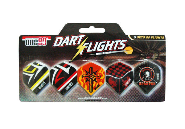 ONE80 Flights Pack-STD (11)-MO REPS® Fitness Store