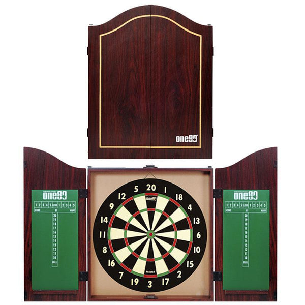 ONE80 Merit Dartboard Set-MO REPS® Fitness Store