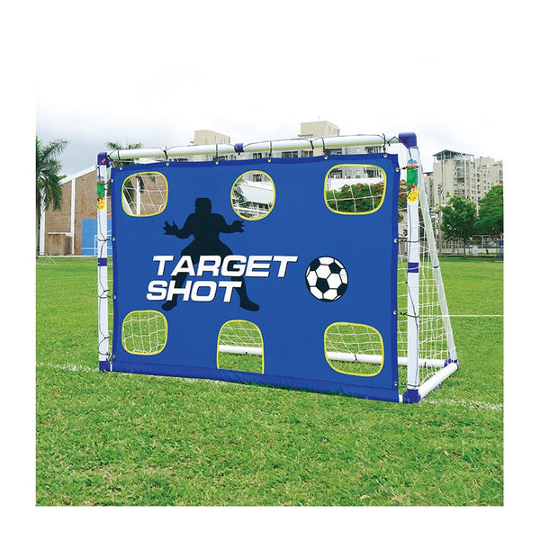 Outdoor Play Target Shot Soccer Goal - 6ft-MO REPS® Fitness Store