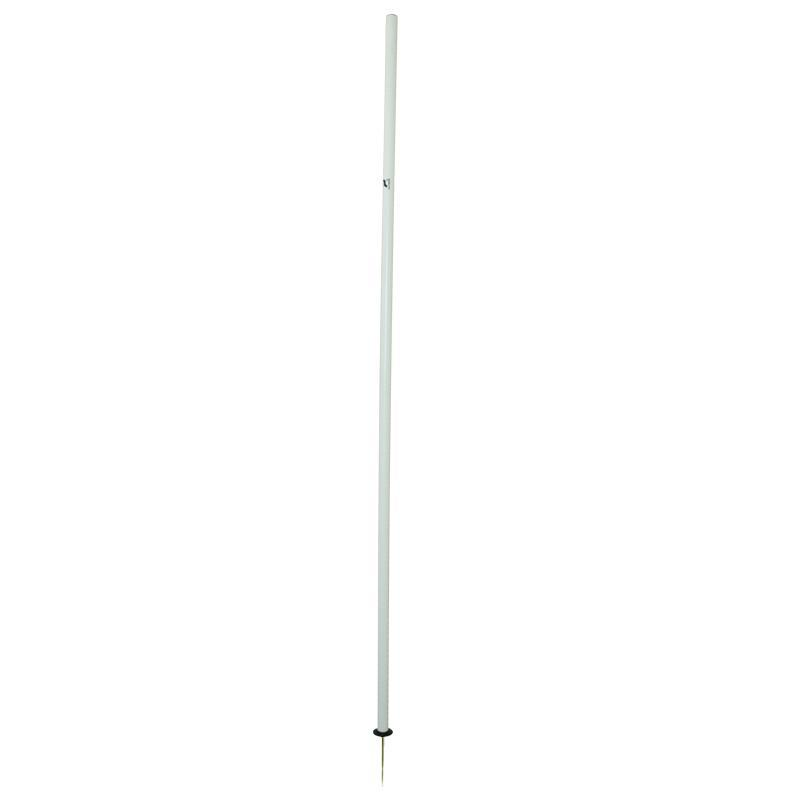 Patrick Agility Pole - 1pc Screw Base-White-MO REPS® Fitness Store