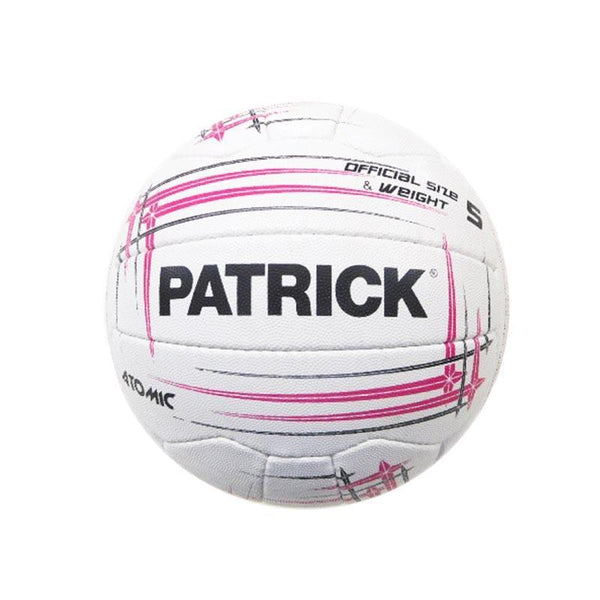 Patrick Atomic Netball - Pink Size 5-MO REPS® Fitness Store