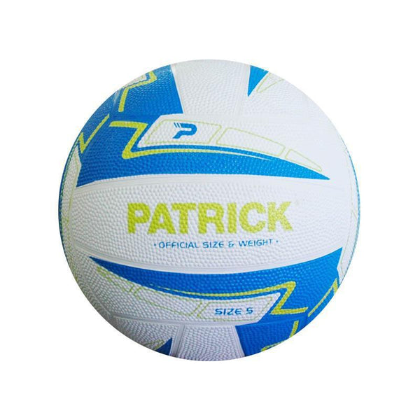 Patrick Moulded Rubber Netball-MO REPS® Fitness Store