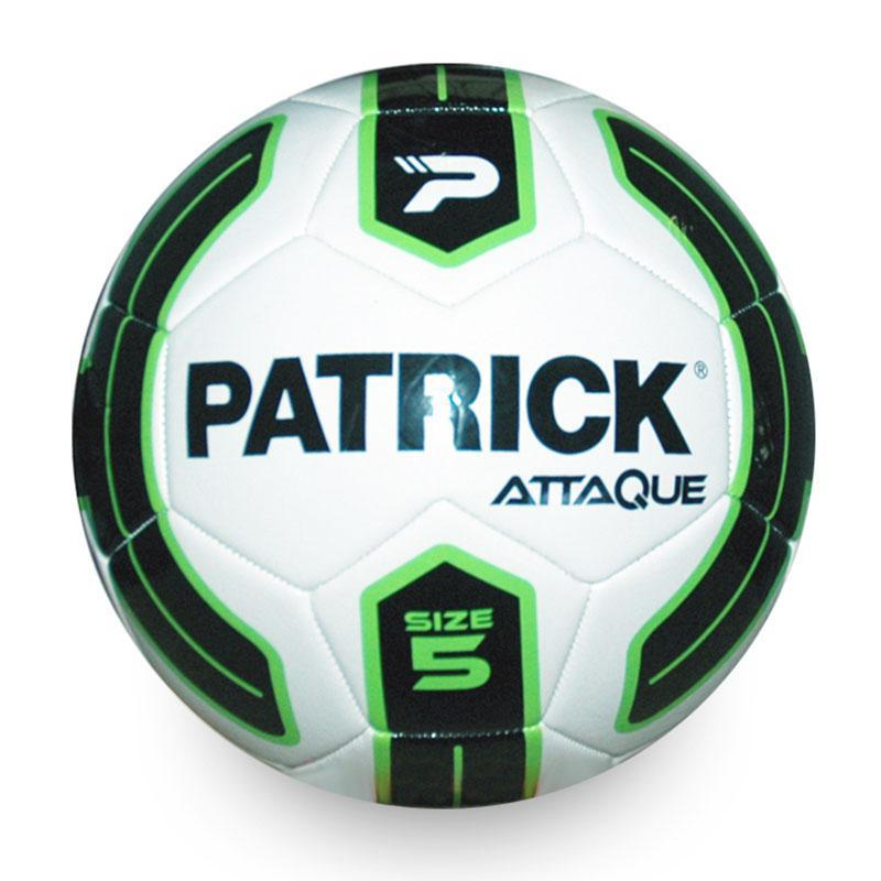Patrick Soccer Ball - Attaque-3-Green-MO REPS® Fitness Store