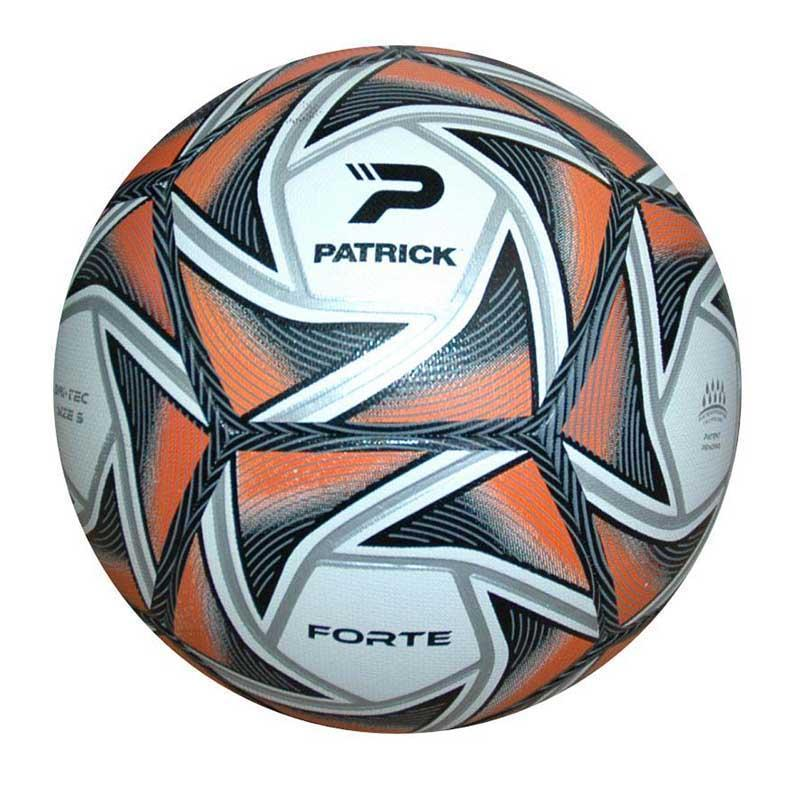 Patrick Soccer Ball - Forte Size 5-Orange-MO REPS® Fitness Store