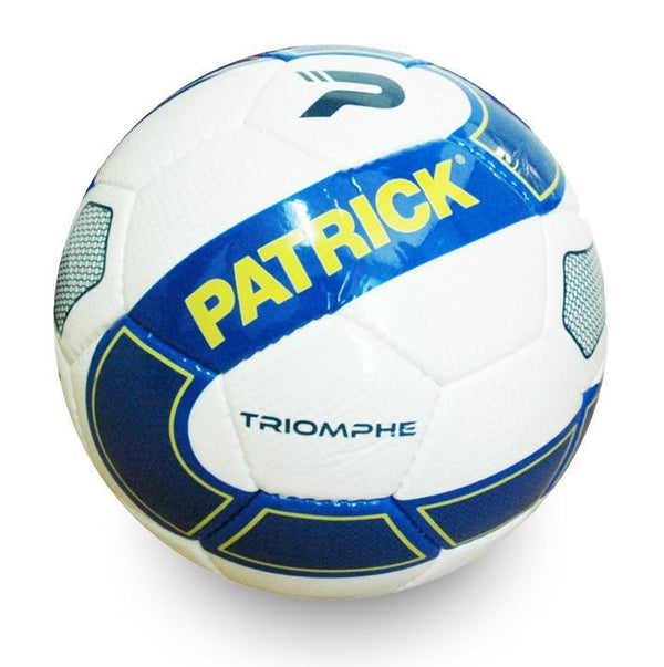 Patrick Soccer Ball - Triomphe-3-BlueYellow-MO REPS® Fitness Store