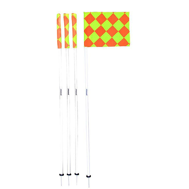 Patrick Soccer Corner Post Set - 1pc Poles-MO REPS® Fitness Store