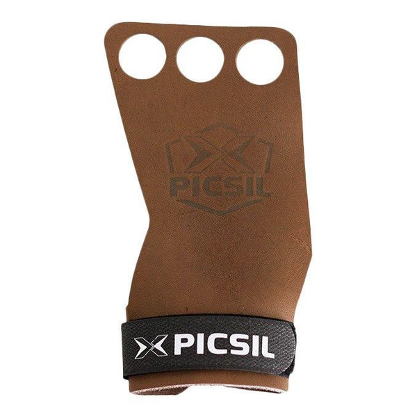 PicSil XStrong Grips - 3 Fingers-Small-MO REPS® Fitness Store