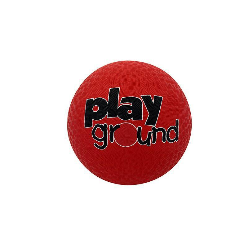 Playground Ball 5 inch-Red-MO REPS® Fitness Store