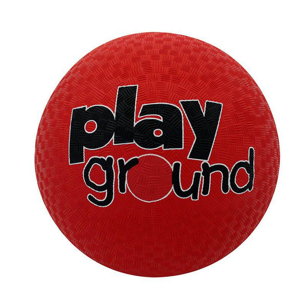 Playground Ball 8 inch-Red-MO REPS® Fitness Store