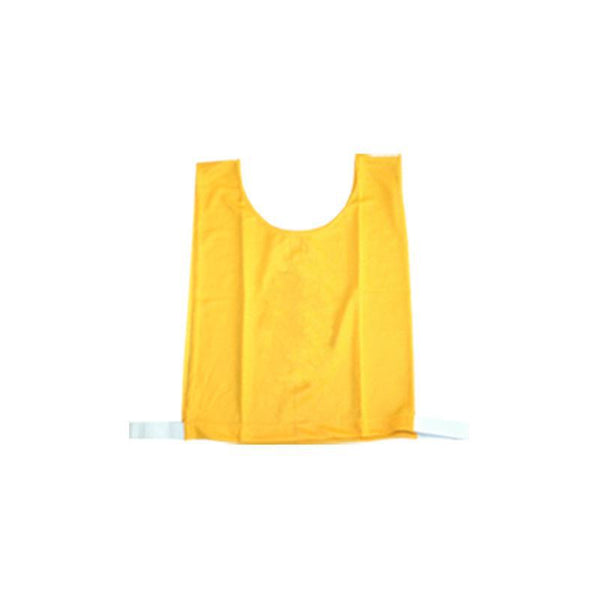 Polyester Training Bib-Junior-Yellow-MO REPS® Fitness Store