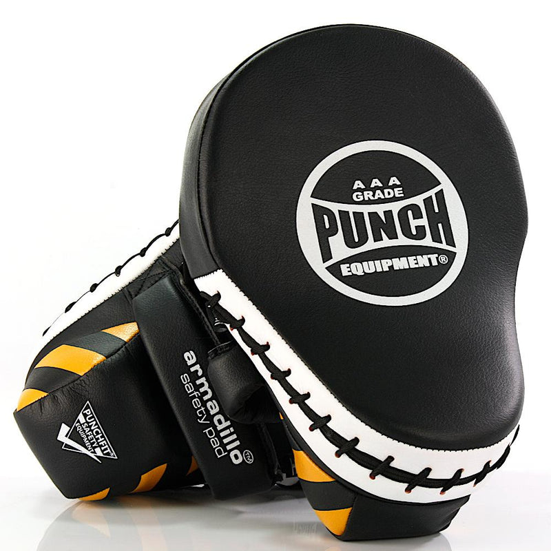 Punch Armadillo Safety Boxing Focus Pads-MO REPS® Fitness Store