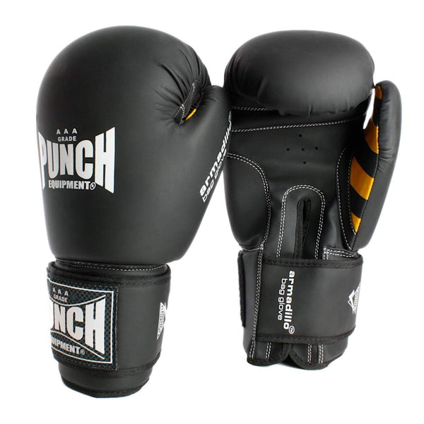 Punch Armadillo Safety Boxing Bag Gloves