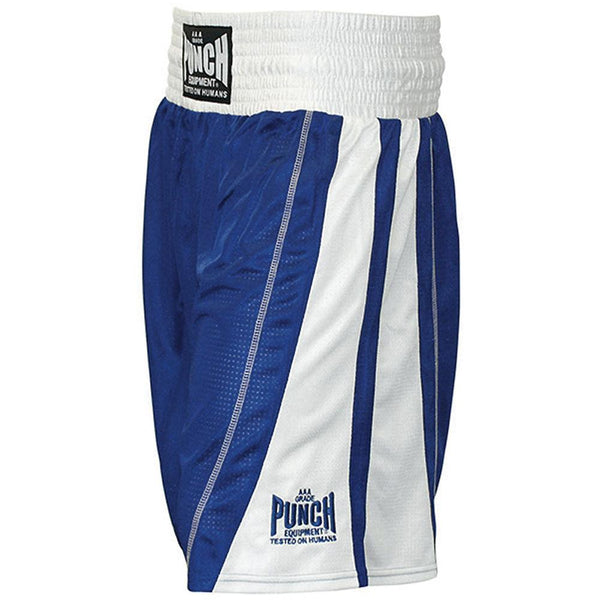 Punch Boxing Shorts - International-S-Blue-MO REPS® Fitness Store
