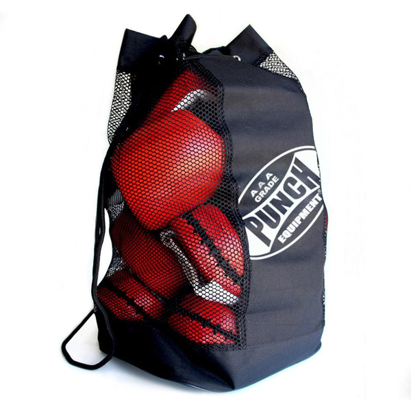 Punch Mesh Duffle Sports Gear Bag - 2FT-MO REPS® Fitness Store