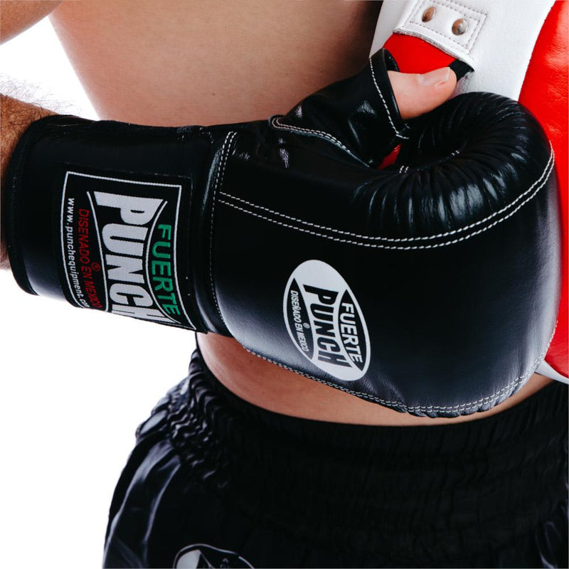 Punch Mexican Fuerte Boxing Bag Mitts-MO REPS® Fitness Store