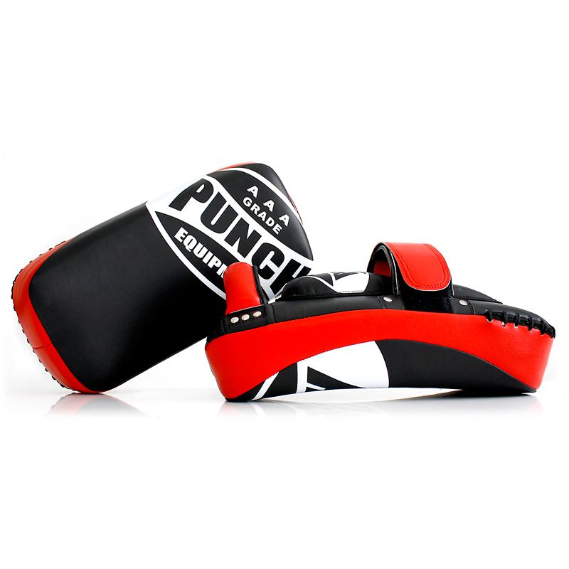 Punch Muay Thai Pads Curved-MO REPS® Fitness Store