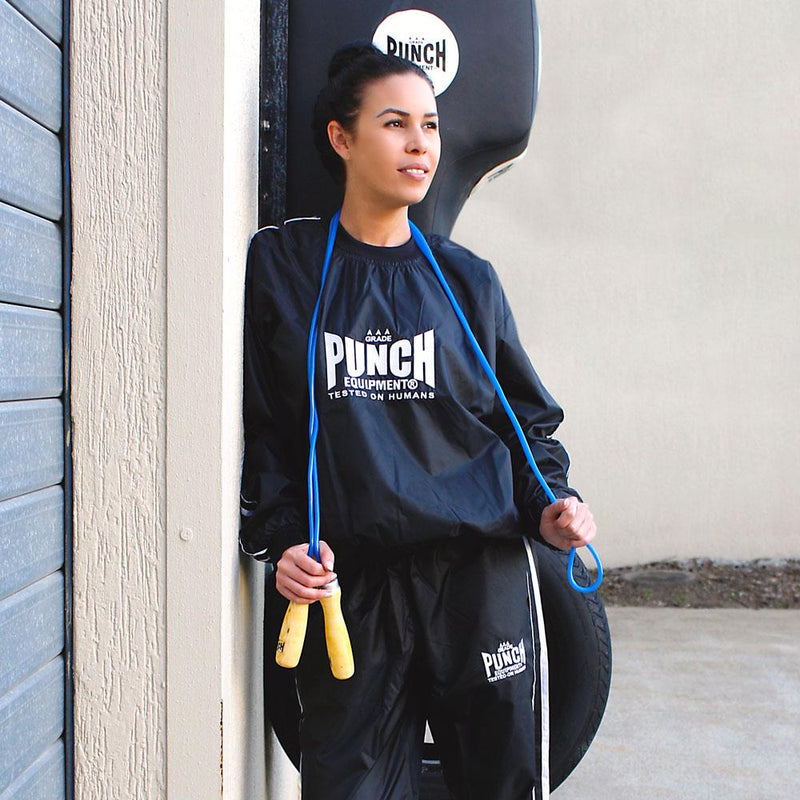 Punch Sauna Sweat Suit-MO REPS® Fitness Store