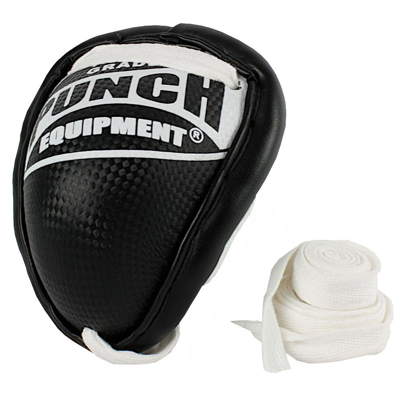 Punch Steel Muay Thai Groin Guard V30 - Lace Up-MO REPS® Fitness Store