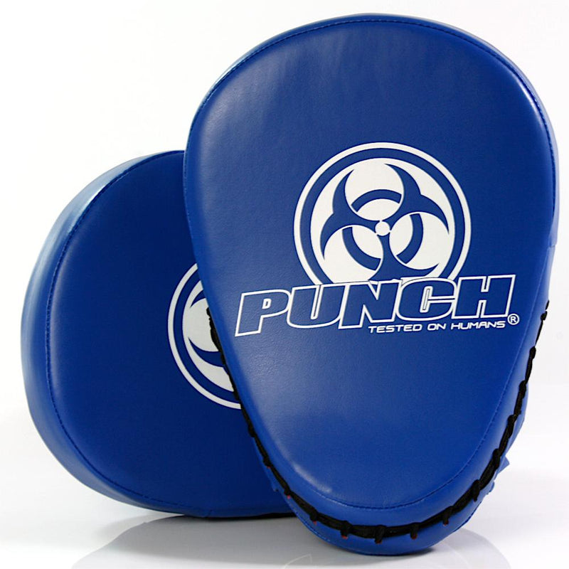 Punch Urban Boxing Focus Pads V30 - Easy On/Off-Blue-MO REPS® Fitness Store