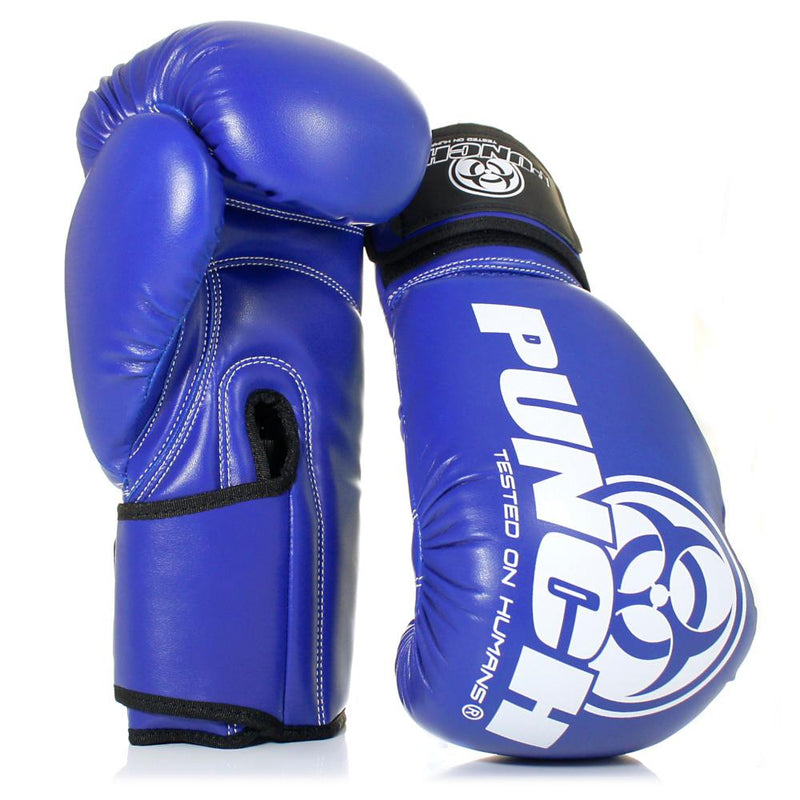 Punch Urban Boxing Gloves V30-10oz-Blue-MO REPS® Fitness Store