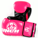 Punch Urban Boxing Gloves V30-12oz-PinkBlack-MO REPS® Fitness Store