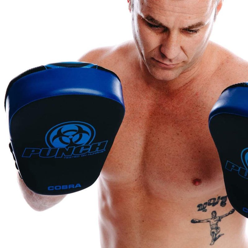 Punch Urban Cobra Boxing Focus Pads V30-MO REPS® Fitness Store