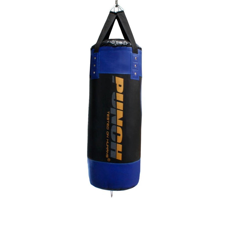 Punch Urban Home Gym Boxing Bag 3ft V30-Blue-MO REPS® Fitness Store