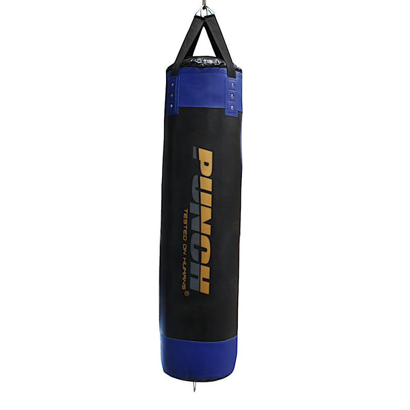 Punch Urban Home Gym Boxing Bag 5ft V30-Blue-MO REPS® Fitness Store
